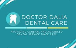 Doctor Dalia Dental Care Logo
